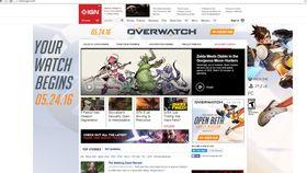Annonseselger 1: «Øy! Husk at den Overwatch-annonsen skal ut 8.mars.»  Annonseselger 2: «… whoooops. Ikke i dag…?».