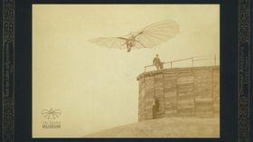 Lilienthal bygde en «flystasjon» på Maihöhe i Steglitz i 1893.
