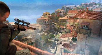 Sniper Elite 4 kommer senere i år
