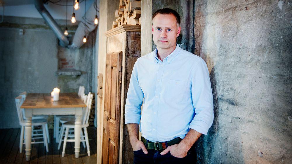 Henrik Müller-Hansen står bak suksessen Gelato.com. Han mener Norge er topp for oppstartsbedrifter.