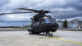HH-101A er nettopp blitt operativt i det italienske forsvaret.