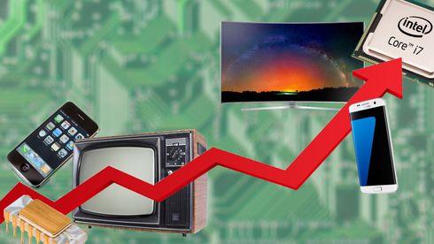 Lagringsplass kostet én million ganger mer i 1984