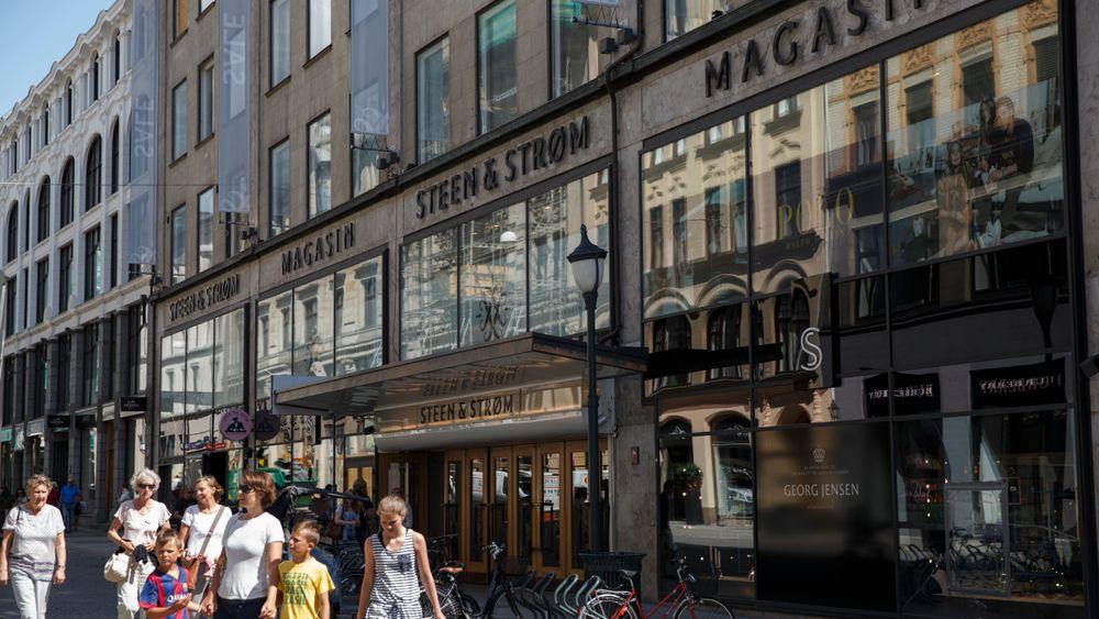 Steen & Strøm ble bygget om mellom 2013 og 2015. Entreprenøren har saksøkt eieren.