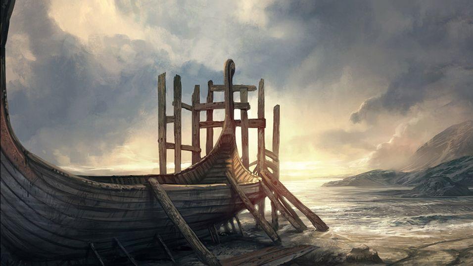 Norsk eventyrspill inspirert av norrøn mytologi