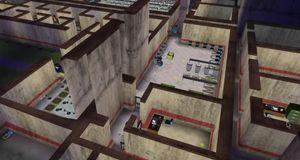 Prison Architect har en skjult 3D-modus