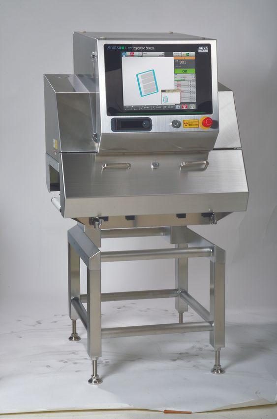Anritsu XR75 røntgenapparat for næringsmiddelindustrien