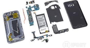 Her har de plukket fra hverandre Galaxy S7