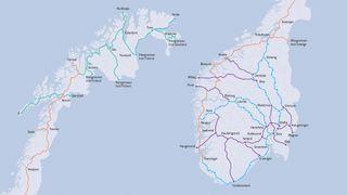 Enova valgte Grønn Kontakt og Fortum: Skal bygge 88 nye hurtigladere mellom Stavanger og Tromsø