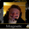 Magnetic-