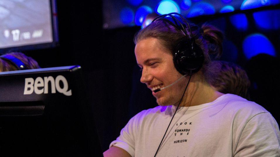 Markus «maak» Karlsen er nå BX3-spiller.