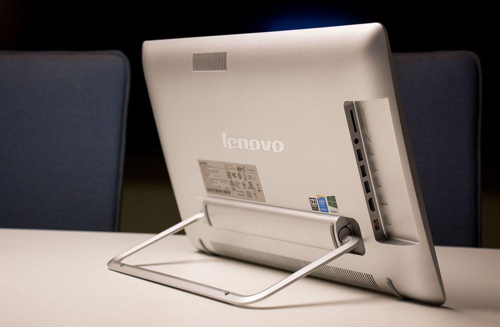 Støtten er solid konstruert og gir deg mulighet til å justere skjermen fra 85 grader til 0 grader.