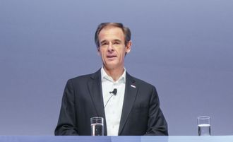 Bosch-direktør Volkmar Denner.