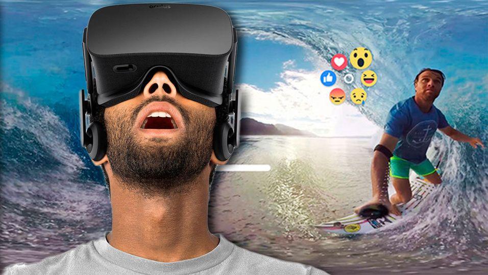 Oculus har fått sosiale funksjoner