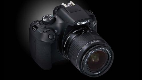 Canons nye budsjettspeilrefleks har Wi-Fi og NFC