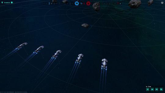 De taktiske kampene er ikke mye å skryte av, men det er relativt morsomt å følge med på.