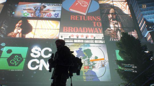 Times Square.(Bilde: Gøran Solbakken, Gamer.no)