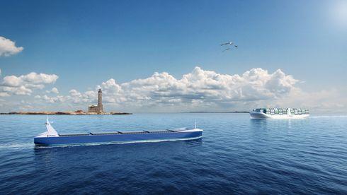 Norge blir først i verden: Peker ut fjord til testing av skip uten mannskap