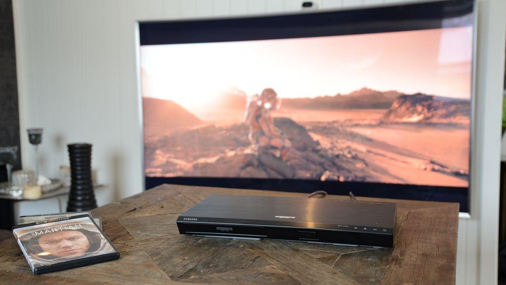 Samsungs nye 4K-Blu-ray er nå testet