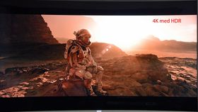 The Martian i 4K og HDR.