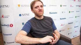 Charles Adler, medgrunnlegger av folkefinansieringsplattformen Kickstarter.