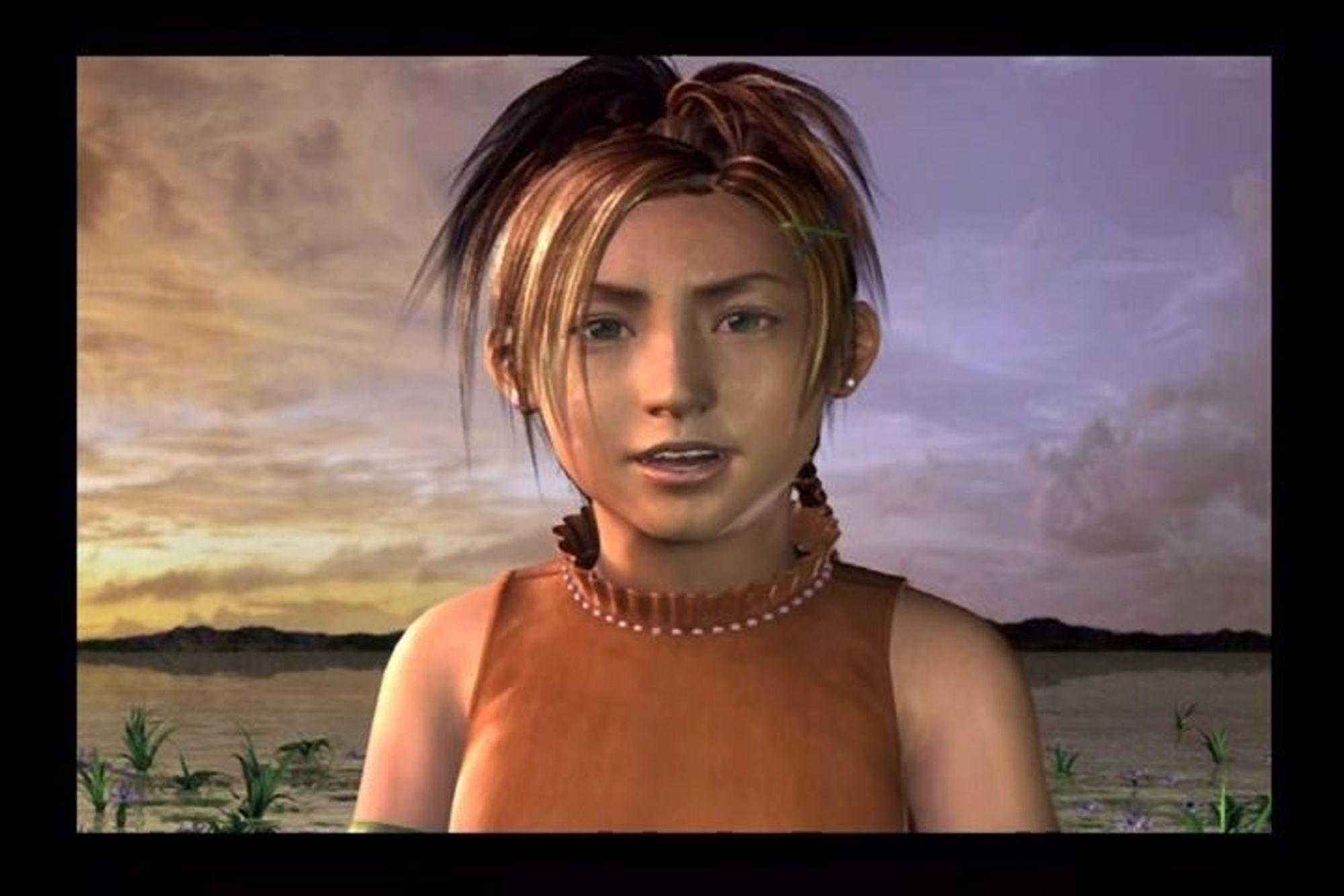 Aleksandar har brukt utallige timer i Final Fantasy X.