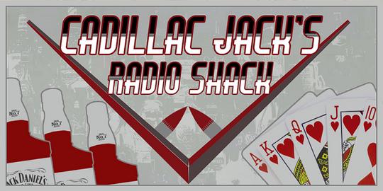 Cadillac Jack's Radio Shack byr på god musikk og hyggelig prat.