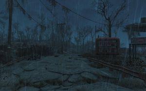 Regnet veier tyngre med True Storms.