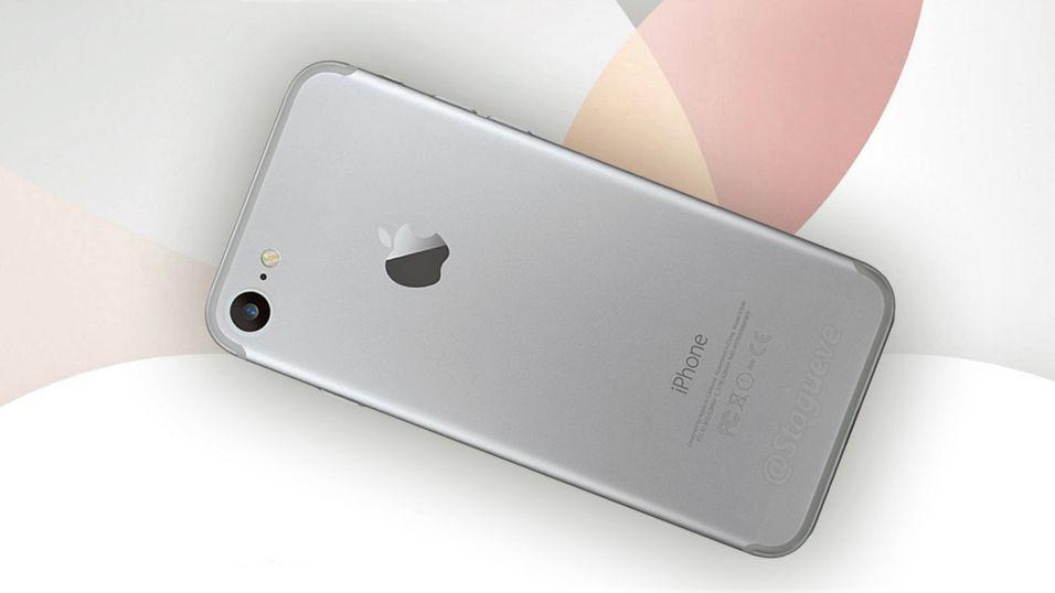 Er det slik iPhone 7 blir seende ut?