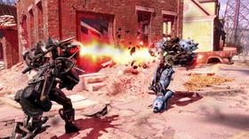 I Fallout 4: Automatron går robotene til krig.