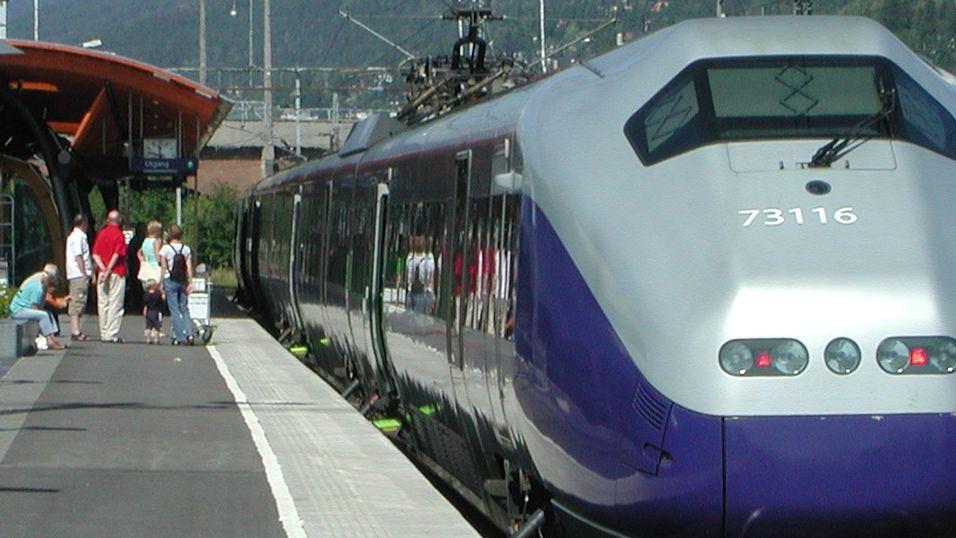 5G kan avløse nødnettet og mobilnett for tog