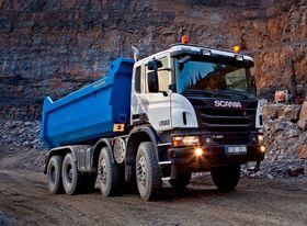 Lastebiler av denne typen skal gjøres selvkjørende, og redusere prisen per tonn utvunnet materiale fra gruver.