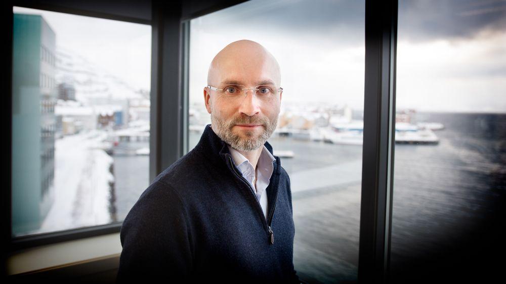Kommunikasjonsdirektør i Eni Norge, Andreas Wulff erkjenner at Goliat har møtt store utfordringer. Men det har norsk oljehistorie sett før, mener han.