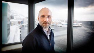 Kommunikasjonsdirektør i Eni Norge, Andreas Wulff.