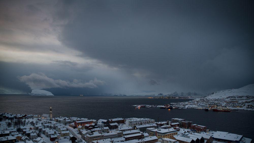 Hammerfest.