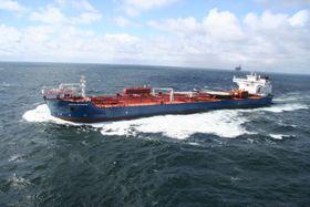 Bøyelasteren Navion Britannia. Teekay skal fornye flåten og vil bestille en ny og mer miljøvennlig generasjon.