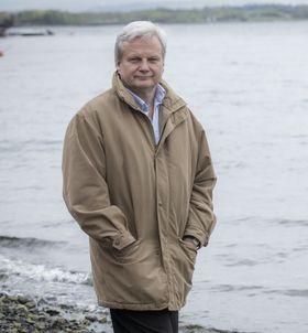 Programdirektør for Grønt kystfartsprogram, Narve Mjøs, DNV GL.