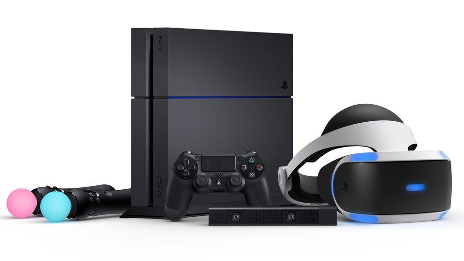 Så mye koster PlayStation VR når brillene slippes i høst