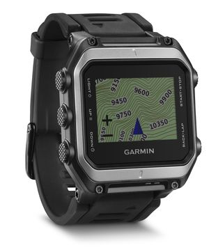 Garmin Epix har de samme mulighetene som Fenix 3, ogfargekart i tillegg.