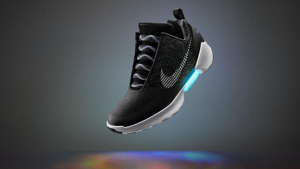 Nike HyperAdapt 1.0.