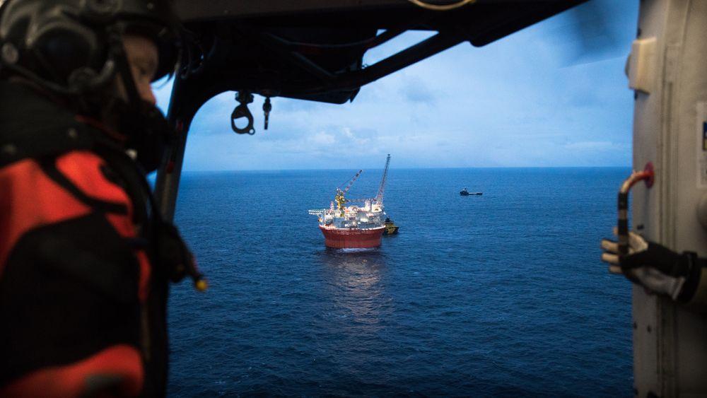 Milliardskandalen: Når byggingen av Goliat er over to år forsinket og er blitt 16 milliarder dyrere enn planlagt, har svært mye gått galt.Foto: Eirik Helland Urke.