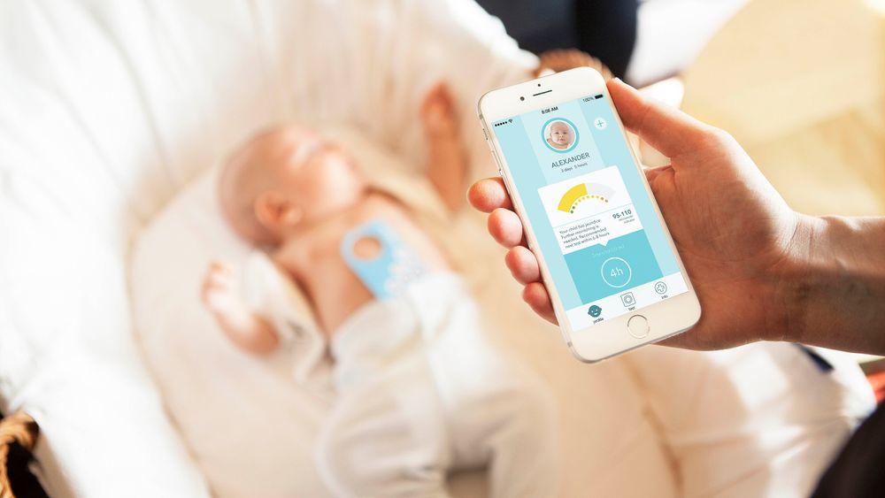 Denne appen skal gjøre det enklere å sjekke om nyfødte har gulsott.