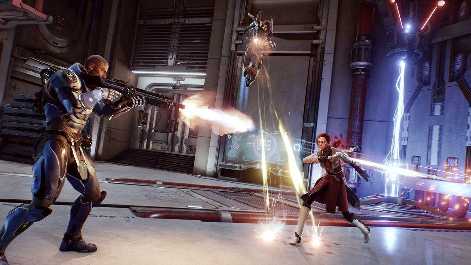 Snart kan du prøve Gears of War-skaperens nye skytespill