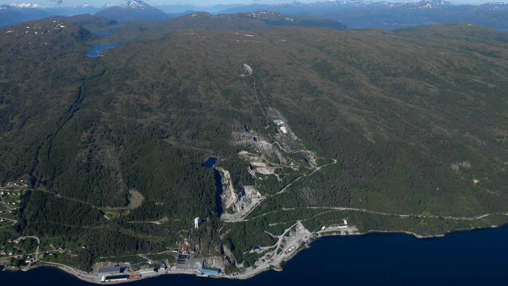 Vil sprenge fjellhaller for å deponere farlig avfall