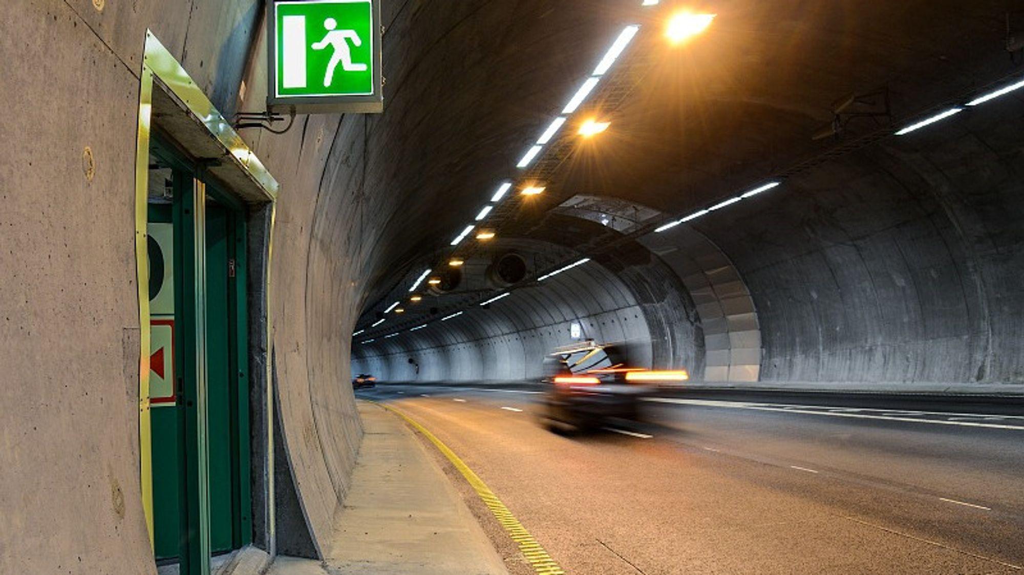 Disse tunnelene får DAB-dekning snart