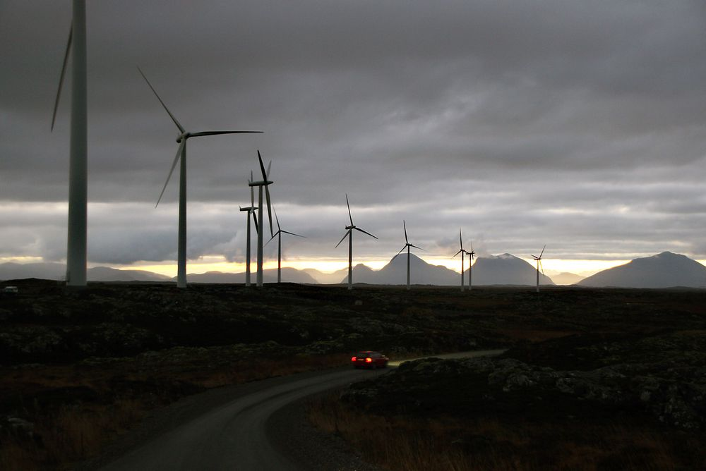 «Nei til vindkraft»