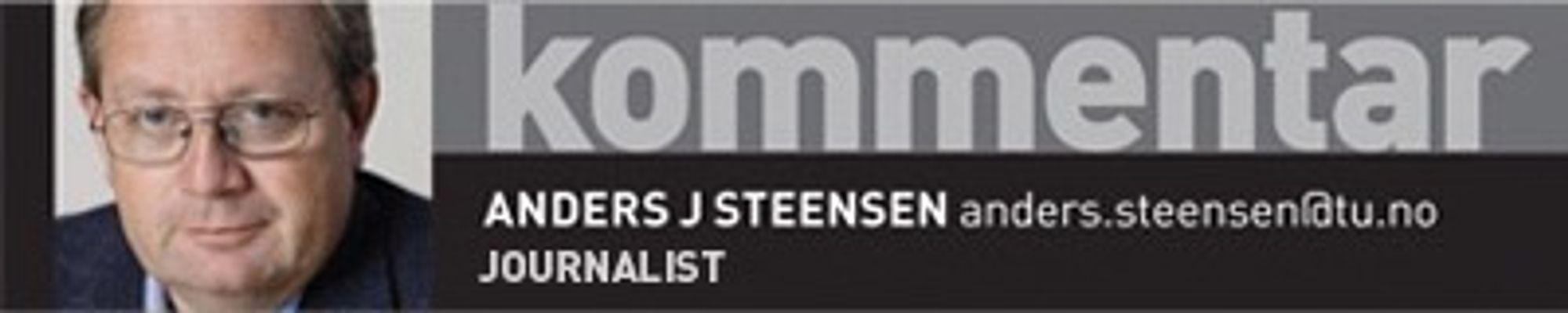 Kommentarvignett Anders J. Steensen.