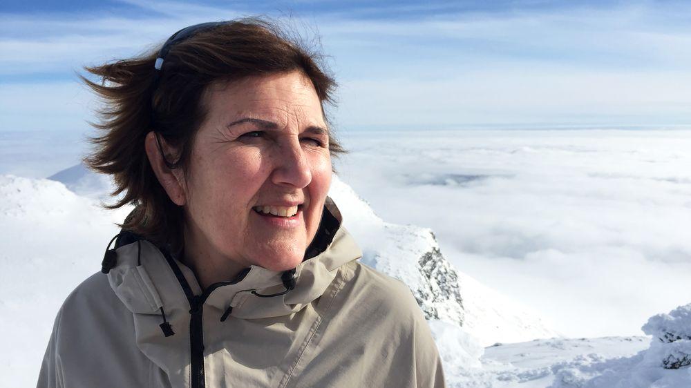 Fjellvant: Ingrid Dahl Hovland ukependler fra Kristiansand til Oslo. Og når hun ikke er på disse stedene, er hun så ofte hun kan i fjellheimen i Hemsedal.