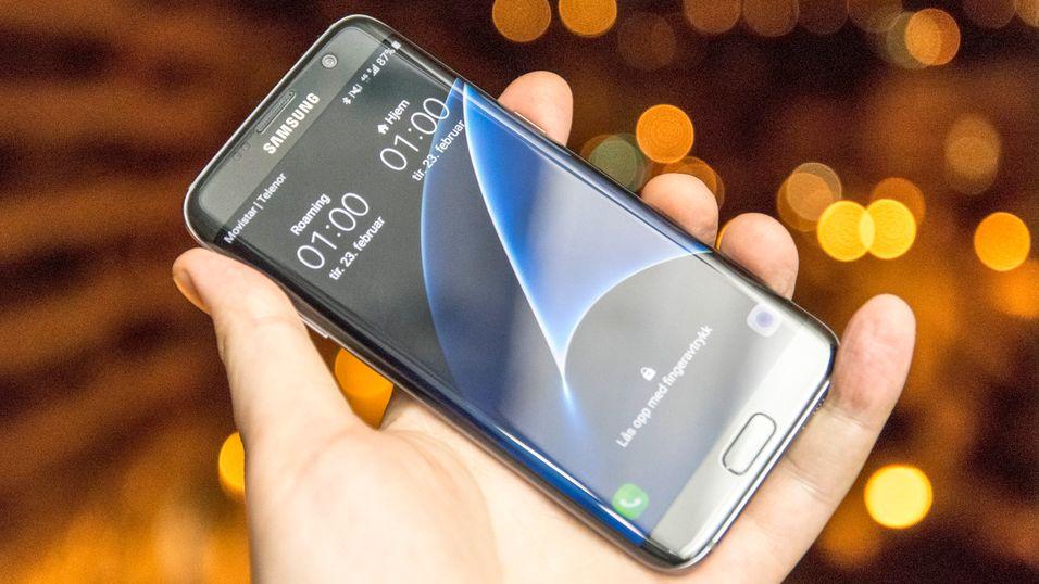Galaxy S7 kan komme i en mini-versjon. Dette er Edge-utgaven av den eksisterende modellen.
