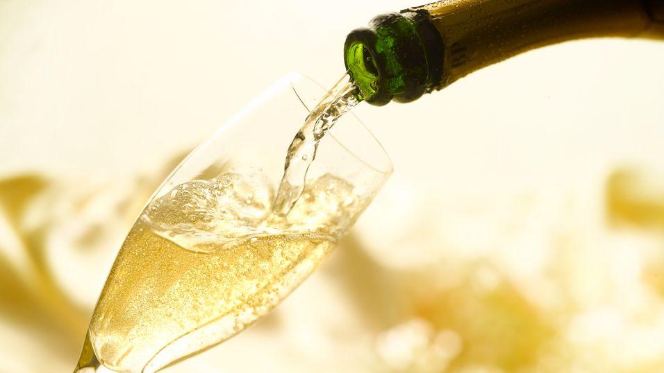 Sett av en lørdag ettermiddag til å smake champagne i toppklasse