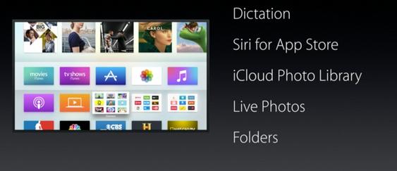 Apple TVblir oppdatert i dag med disse nye funksjonene.